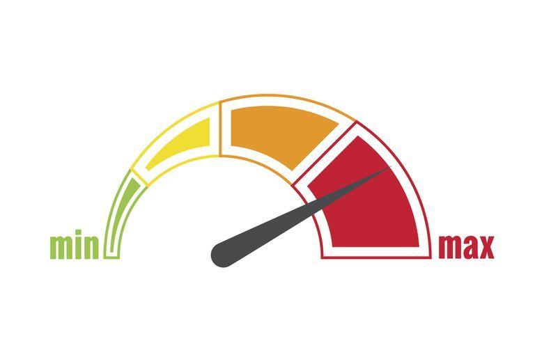 """La imagen muestra un medidor de velocidad para el entrada """"Como medir el rendimiento de nuestro código"""""""