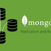 Imagen ornamental de MongoDb con replicaset para conseguir alta disponibilidad